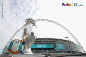 FedEx to Deliver UEFA EURO 2020 Tournament as Official Logistics Partner